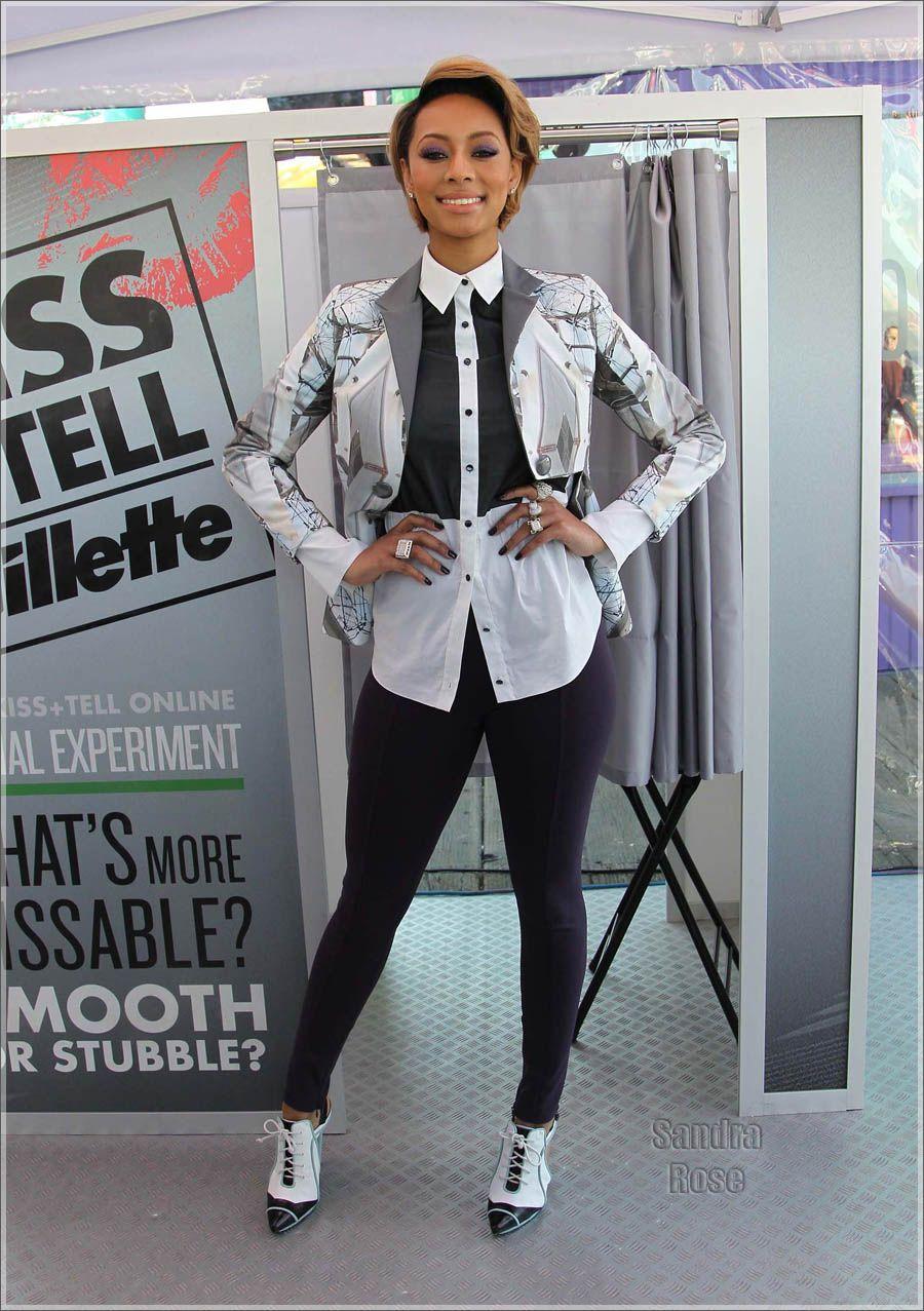 Keri Hilson | Celebs style in 2019 | Keri hilson, Short ...