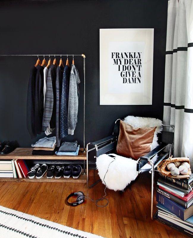 Masculine Vintage Bedroom: 10 Masculine Rooms You'll Both Love