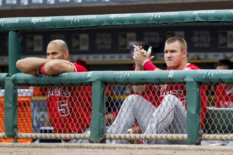 Are the Angels Wasting Mike Trout's Youth TKB Mike trout