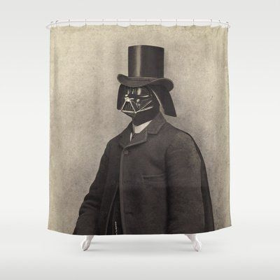 Society6 - Lord Vadersworth Shower Curtain by Terry Fan Society6 http://www.amazon.com/dp/B00JSEVNVO/ref=cm_sw_r_pi_dp_rz.4tb1KB8ZD5 << THIS SHOWER CURTAIN THOUGH.