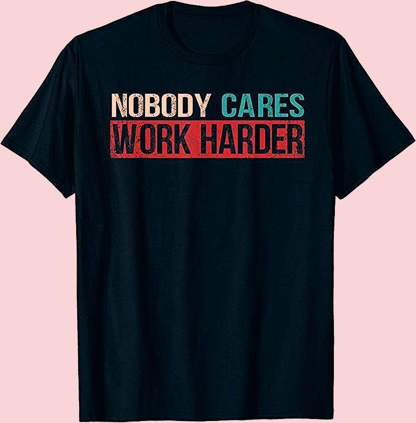 Photo of Work Harder Motivation