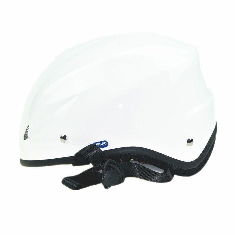 EN966 standard Summer Paraglider Helmet Half face superlight paragliding helmet free shipping