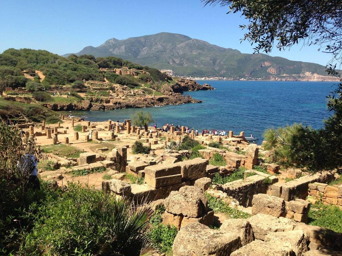 Tipasa Roman Ruins – Tipaza, Algeria - Atlas Obscura