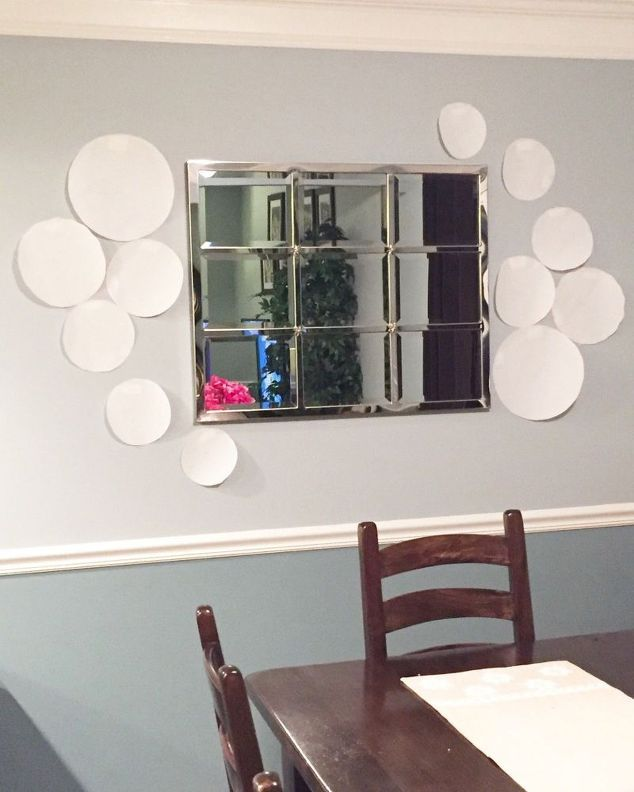 Room Using Plates As Wall Art Crafts Dining Ideas