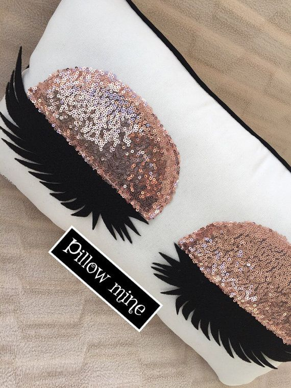 Pillow Mine Eyelash Pillow Eyelash Extension Salon Decor