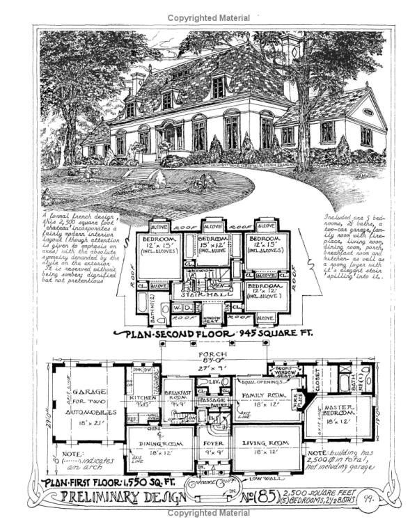 Pin By Daniel Sainz On Hogares House Blueprints Vintage House Plans House Floor Plans