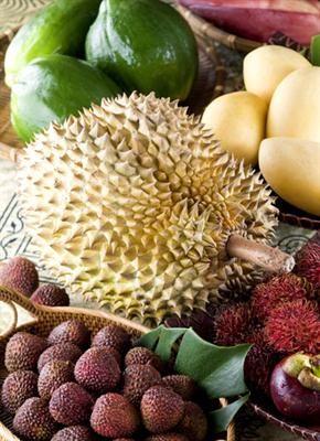 Kandungan Nutrisi Durian Nutrisi Buah Makanan