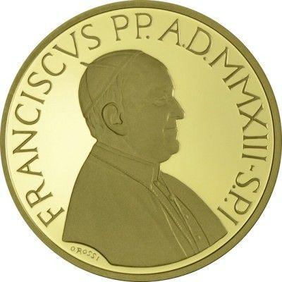 200 Euro Gold Die thelogischen Tugenden: Hoffnung PP