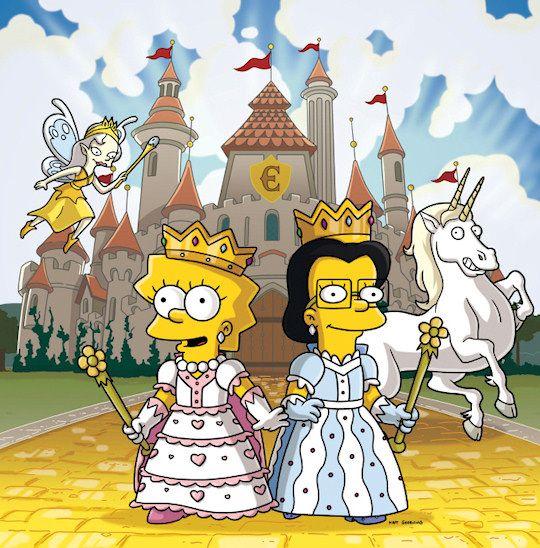 The Simpsons | Lisa simpson, The simpsons, Work drama