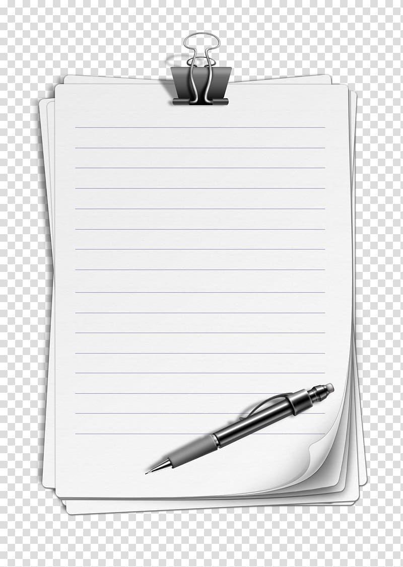 Paper And Pen Clipart Free Paper Clip Art Free Clip Art Clip Art
