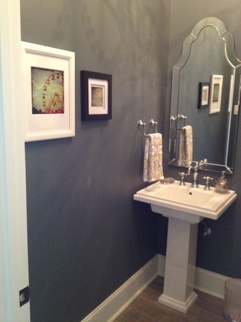 Pedestal Sink For Half Bath?   Home Decorating U0026 Design Forum   GardenWeb |  Powder Room | Pinterest | Pedestal Sink, Half Baths And Powder Room