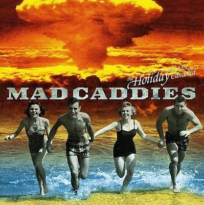 #Holiday has been #cancelled ep - mad caddies #(2000, cd new),  View more on the LINK: 	http://www.zeppy.io/product/gb/2/131726479968/