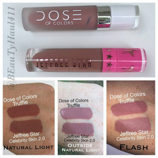 Lip Liner by Dose of Colors #22