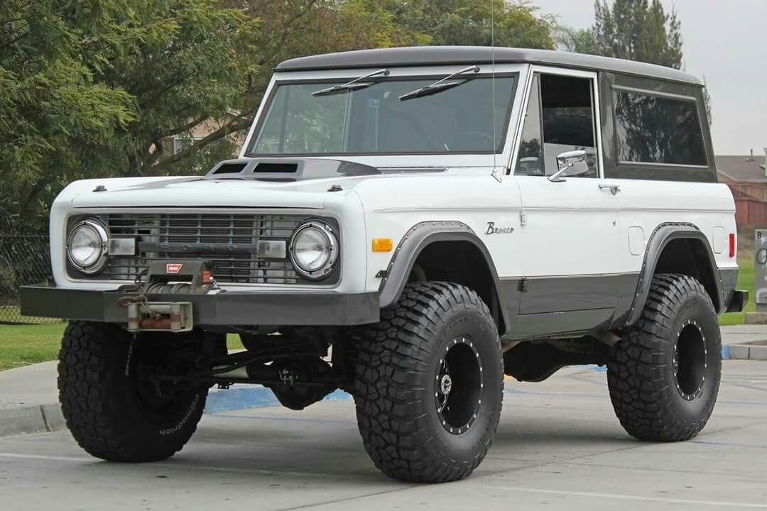 77 Bronco Classic Bronco Ford Bronco Bronco