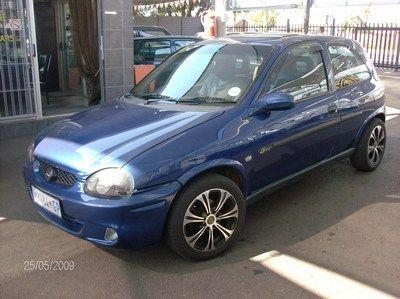 Opel Corsa 1 8 Gsi Autos