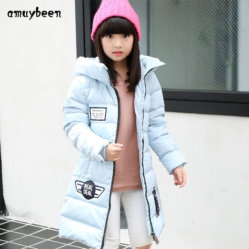 aea2af160 Click to Buy    Girls winter coat kids reima down jacket for tee ...
