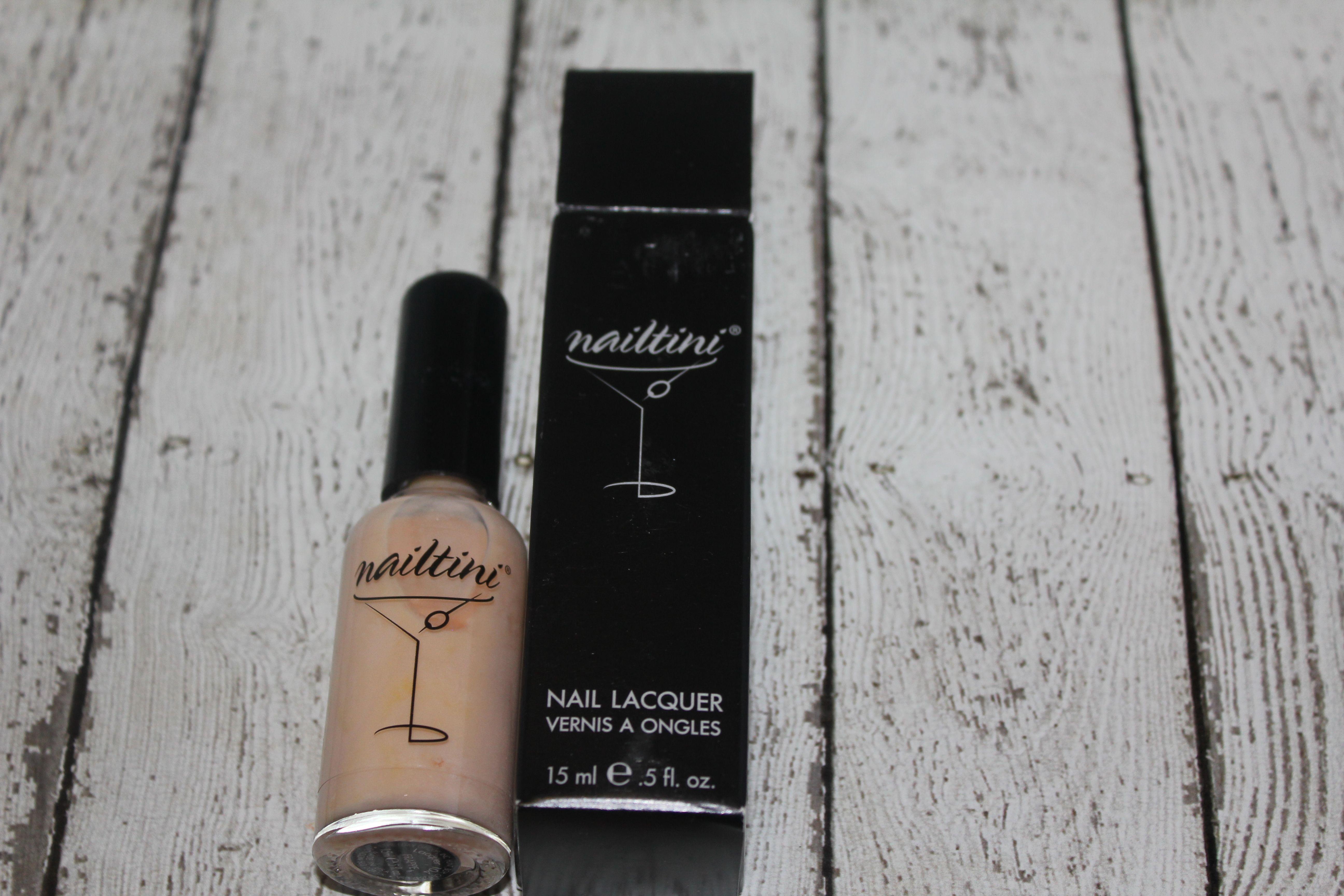 Nailtini Nail lacquer Frappe