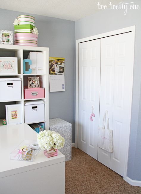 home office makeovers. Home Office Makeover Reveal Makeovers G