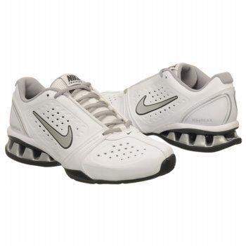 Athletics Nike Women\u0027s Reax Rockstar Wht/Metslvr/Dkshadow FamousFootwear.com