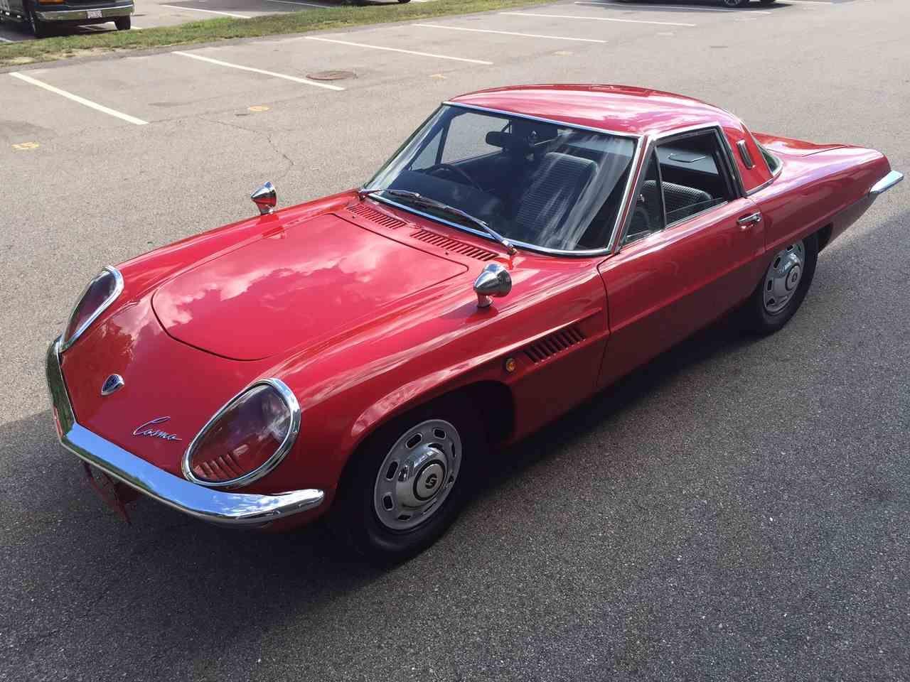 New Car Old Car 1967 Mazda Cosmo Mazda Cosmos Sports
