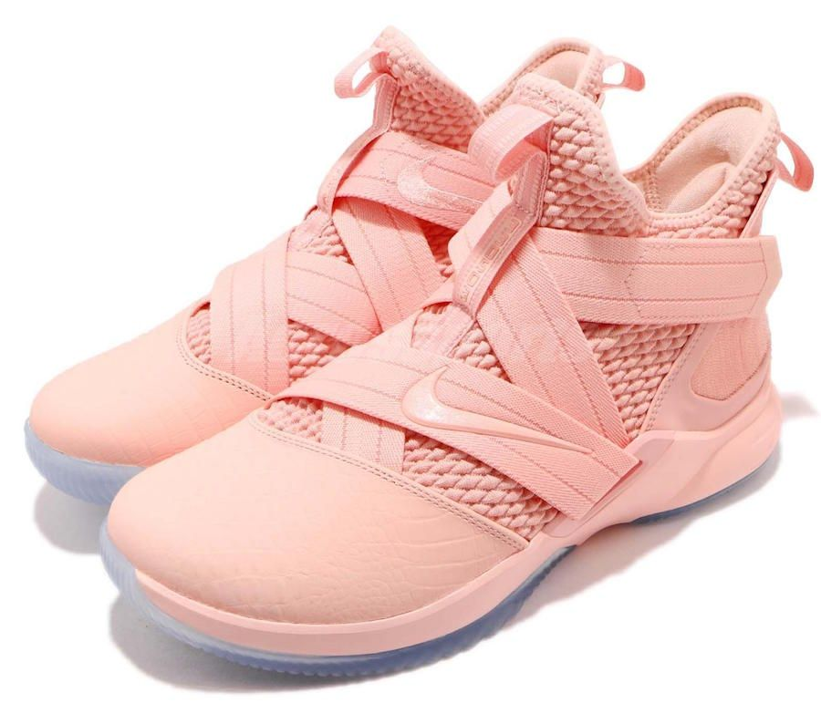 Nike LeBron Soldier 12 Pink AO4055-900