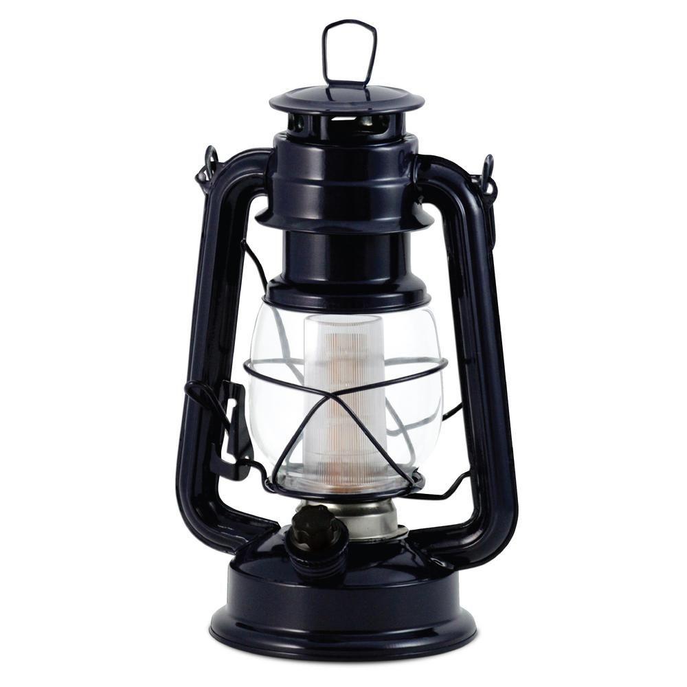 sturmlaterne petroleum LED camping farol en estilo retro metal outdoor lámpara