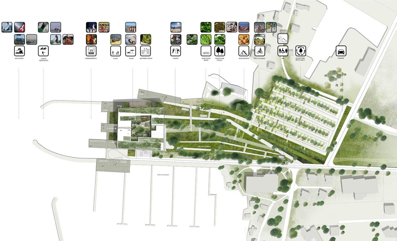 architecture site design - Google Search | Archi precedent ...