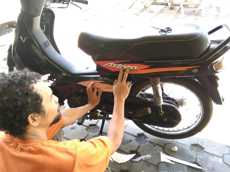 Restorasi Motor Tua Blog Gambar Modifikasi Motor Motor Gambar Penuaan