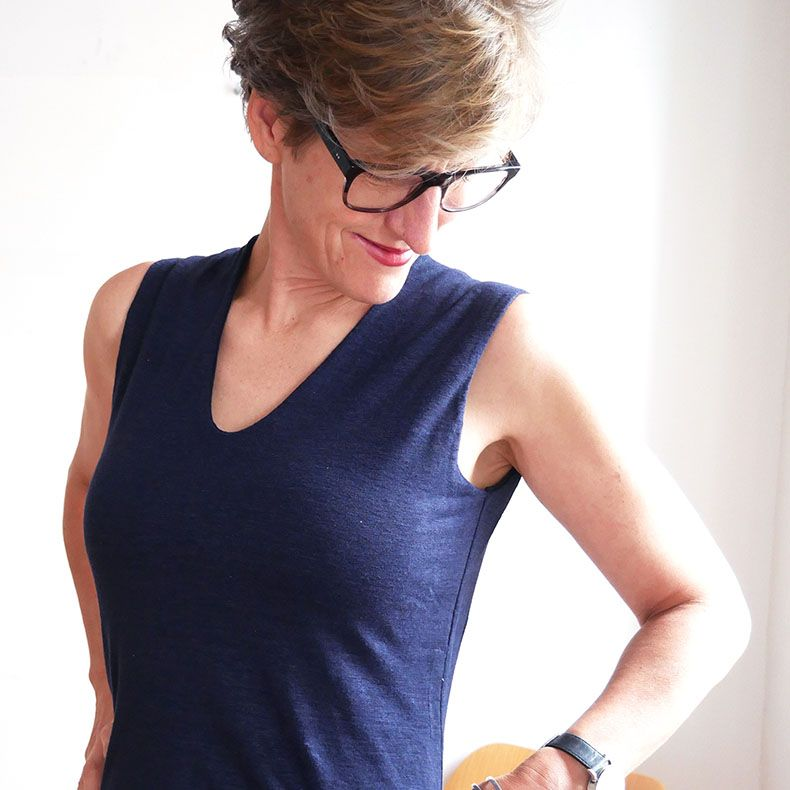 Photo of Freebie! Sewing pattern Top Ida – your super summer shirt