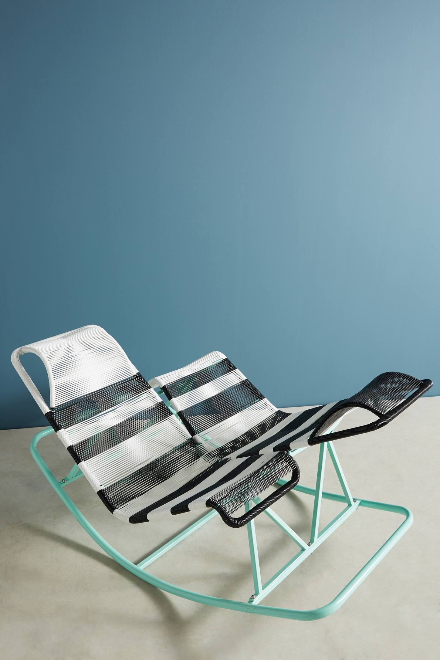 Strange Dual Indoor Outdoor Rocking Chair Backyard Patio Onthecornerstone Fun Painted Chair Ideas Images Onthecornerstoneorg