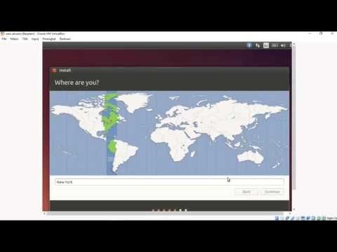 How To Instal Linux Ubuntu In Virtual Box Cara Instal Ubuntu Di Virtual Box