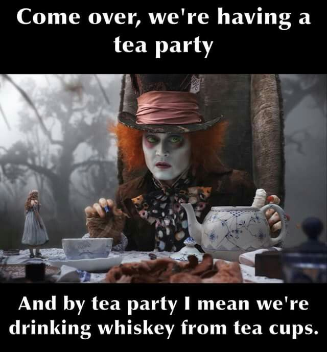 Pin By Sulette Gardiner On Funnies Pinterest Sombrerero Alicia