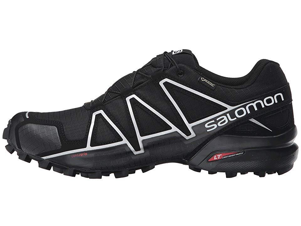 Salomon Speedcross 4 GTX Men's Shoes BlackBlackSilver