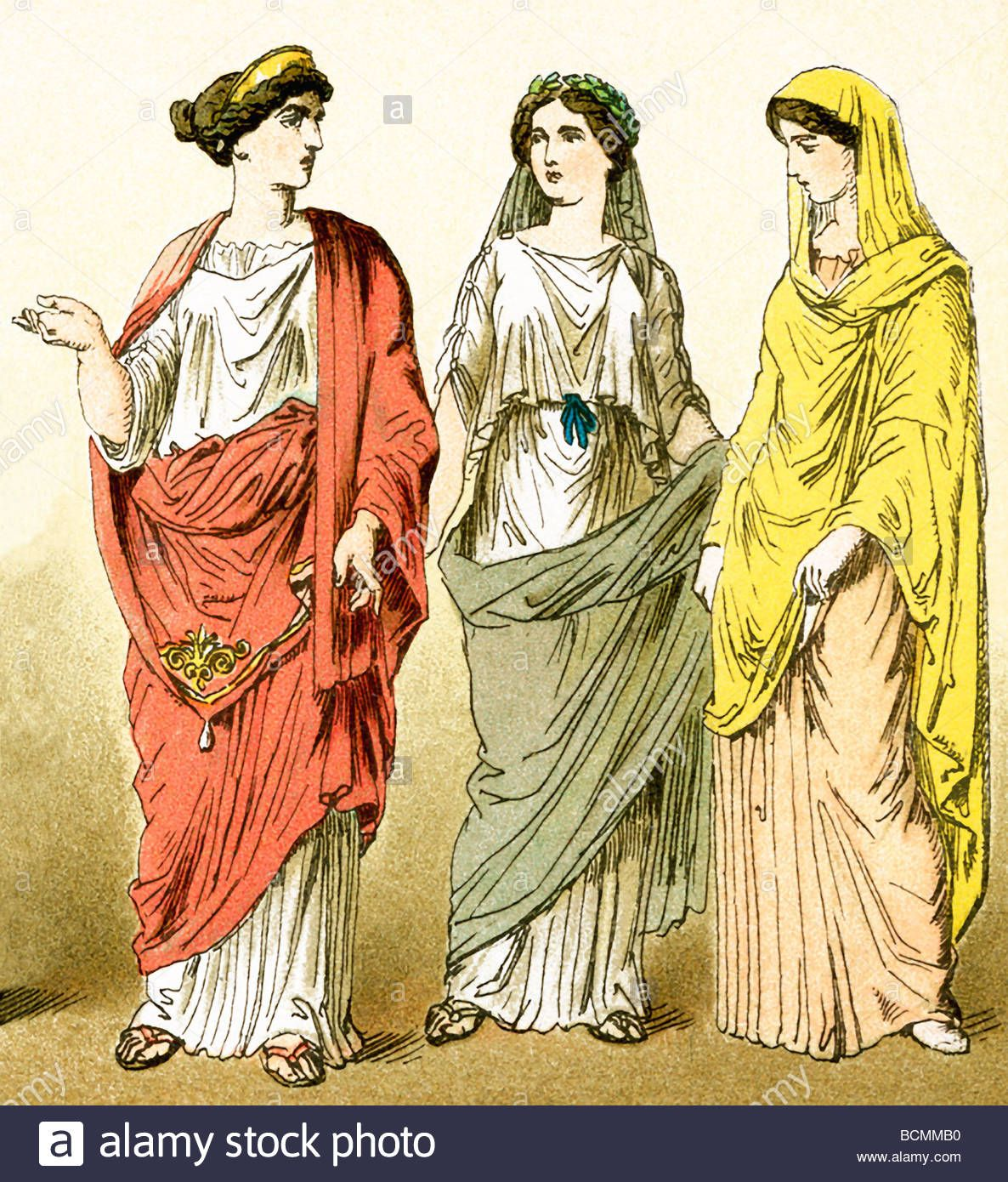 6b80f3c3c78 Image result for ancient roman women clothing museum