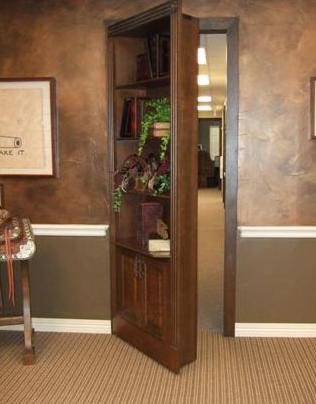 How To Build A Secret Bookcase Door In 2020 Bookcase Door