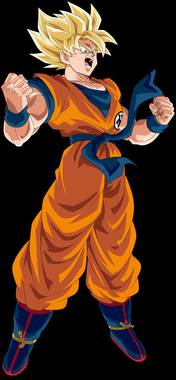 Goku Super Saiyajin By Arbiter720 Anime Dragon Ball Super Dragon Ball Super Goku Dragon Ball Goku