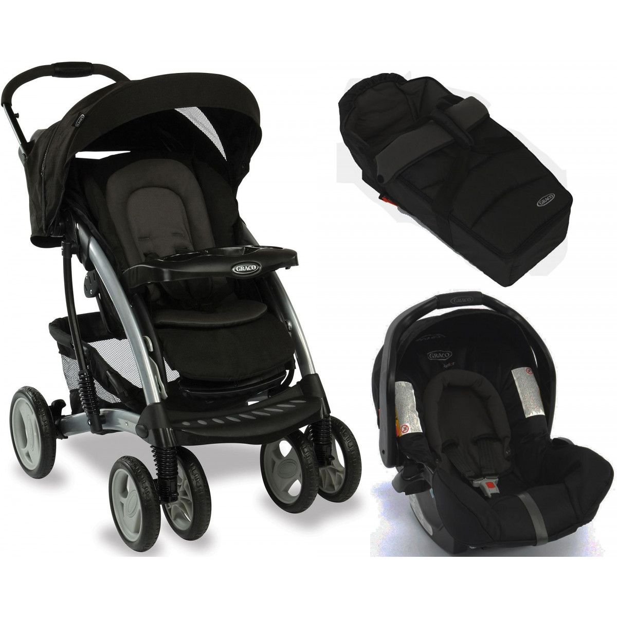 Graco Quattro Tour Deluxe Travel System Oxford Travel Systems