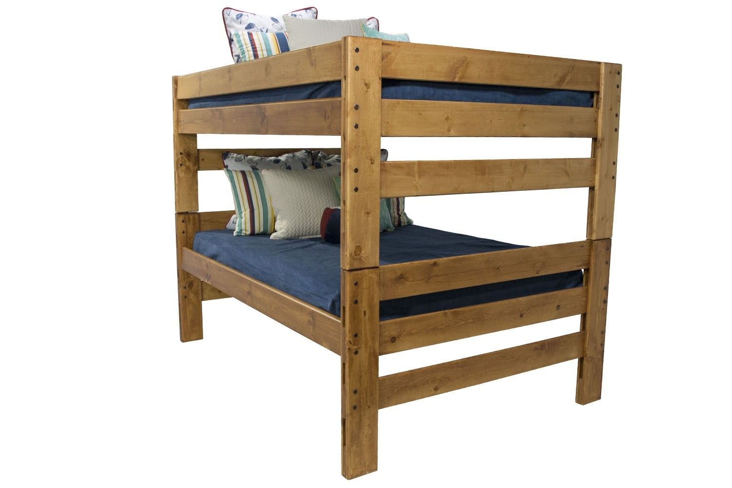 Young Pioneer Full Full Bunk Bed Mor Furniture for Less