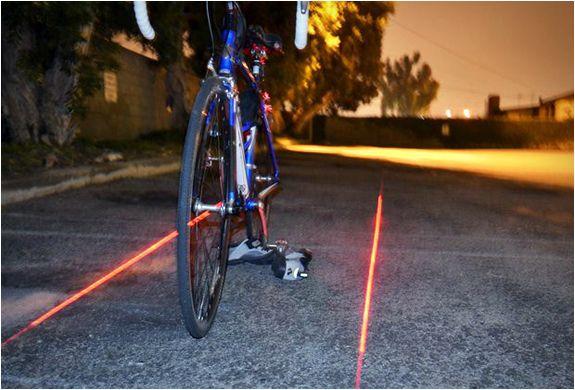 Motorbike Ulatra Bright LED Indicator Warning Device BIKERS LIFE SAVER BLUE