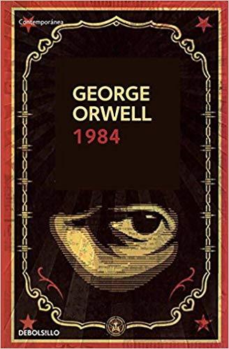 1984 Contemporánea Contemporanea Amazon Es George Orwell Miguel Temprano García Libros George Orwell Libros Para Leer Libros Recomendados