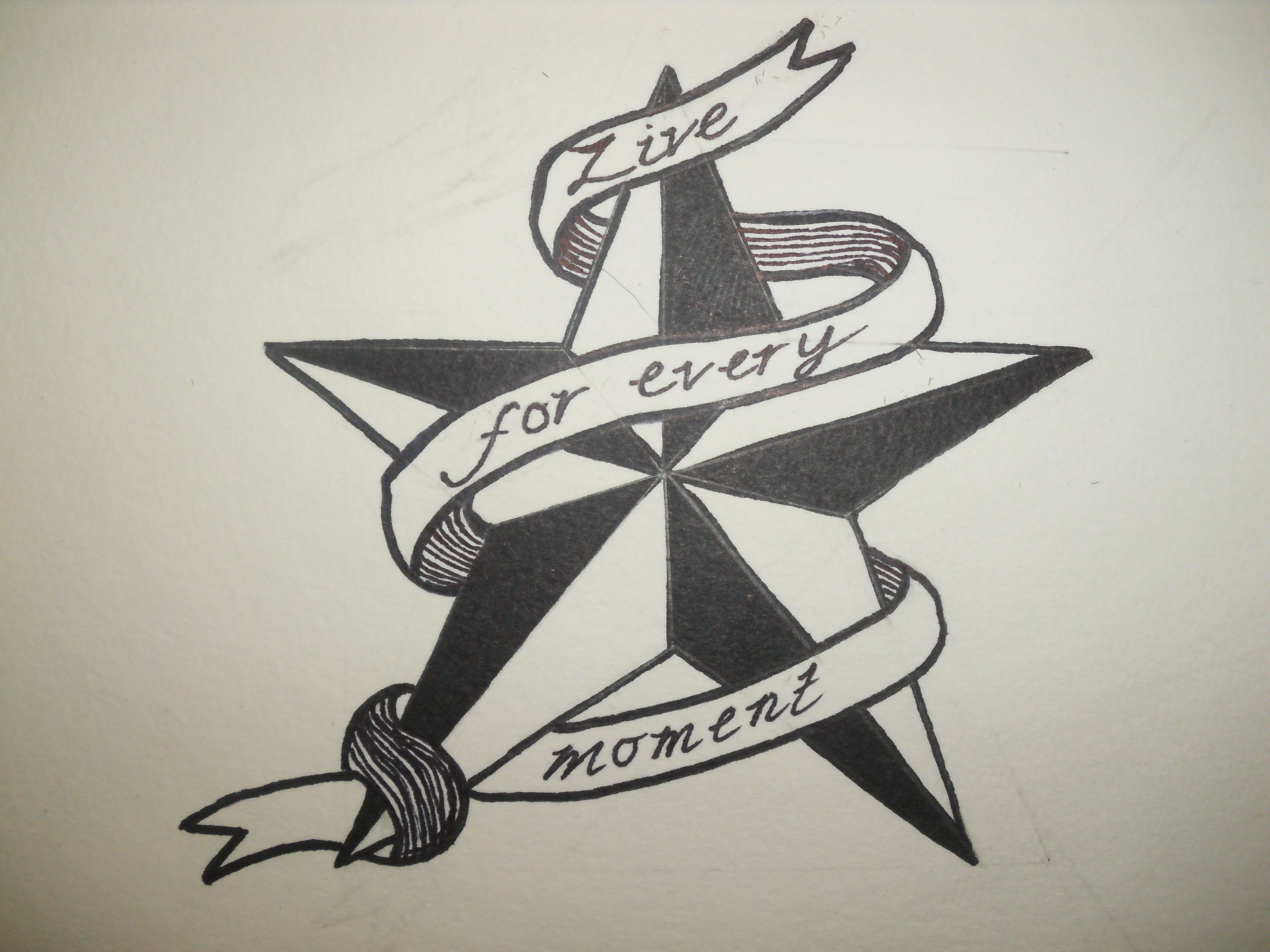 nautica stars with banners - Google Search   Tattoos & piercings ...