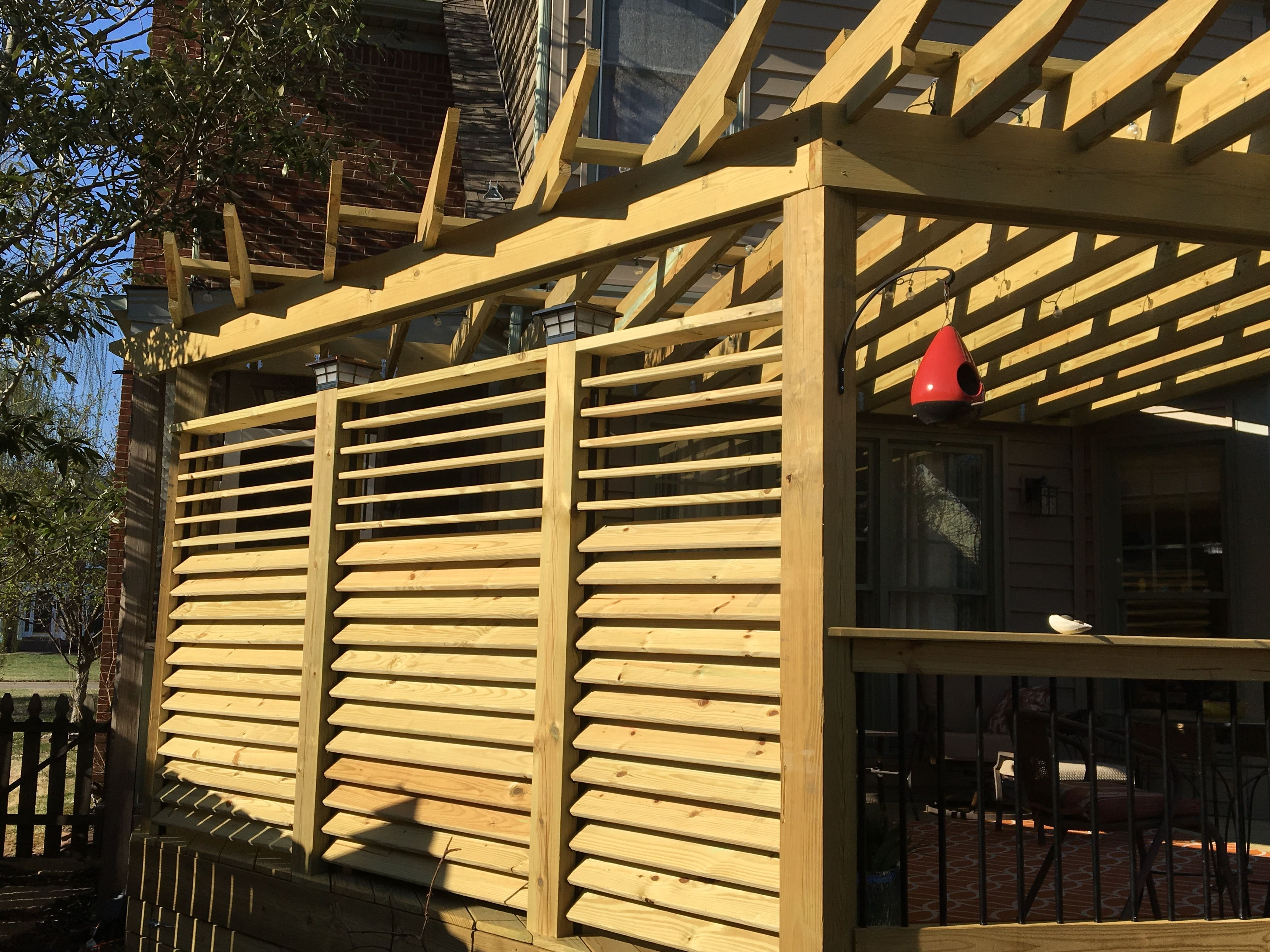 Louvered Roof Kit Amp Louvered Roof Pergola Cost Best