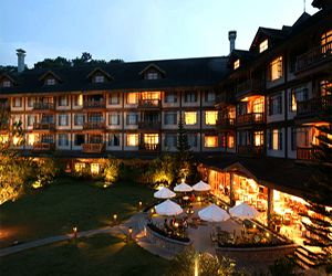 Camp John Hay Manor Hotel Baguio Philippines