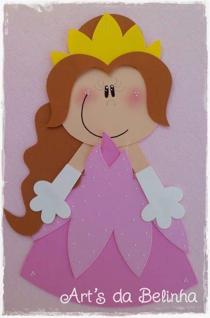 Decoracao Para Sala De Aula E V A Principes E Princesas