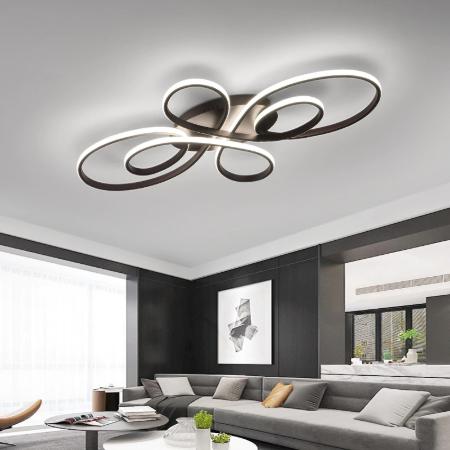 Modern Led Ceiling Lights In 2020 Modern Led Ceiling Lights Ceiling Lights Ceiling Light Design
