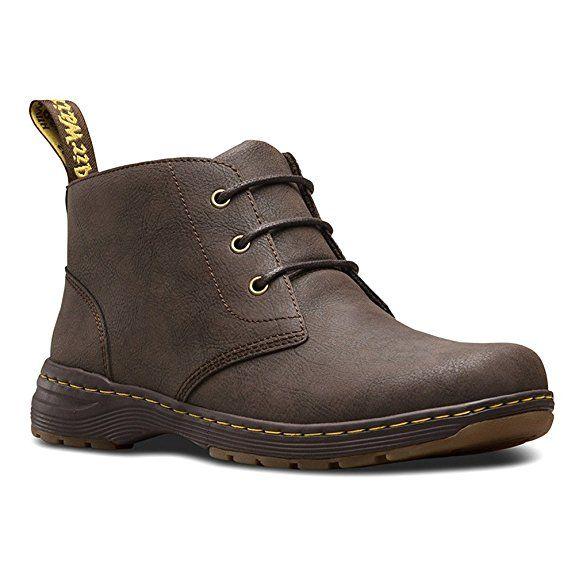 Dr. Martens Emil Brown Vancouver 21827203, Bottines: Amazon.fr: Chaussures  et Sacs