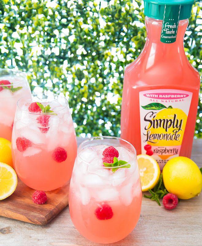 Easy Lemonade Cocktails (Only 4 Ingredients) - Kirbie's Cravings