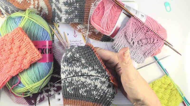 Nadelspiel E Schweissperlen In 2020 Stricken Stricken Und Hakeln Socken Stricken