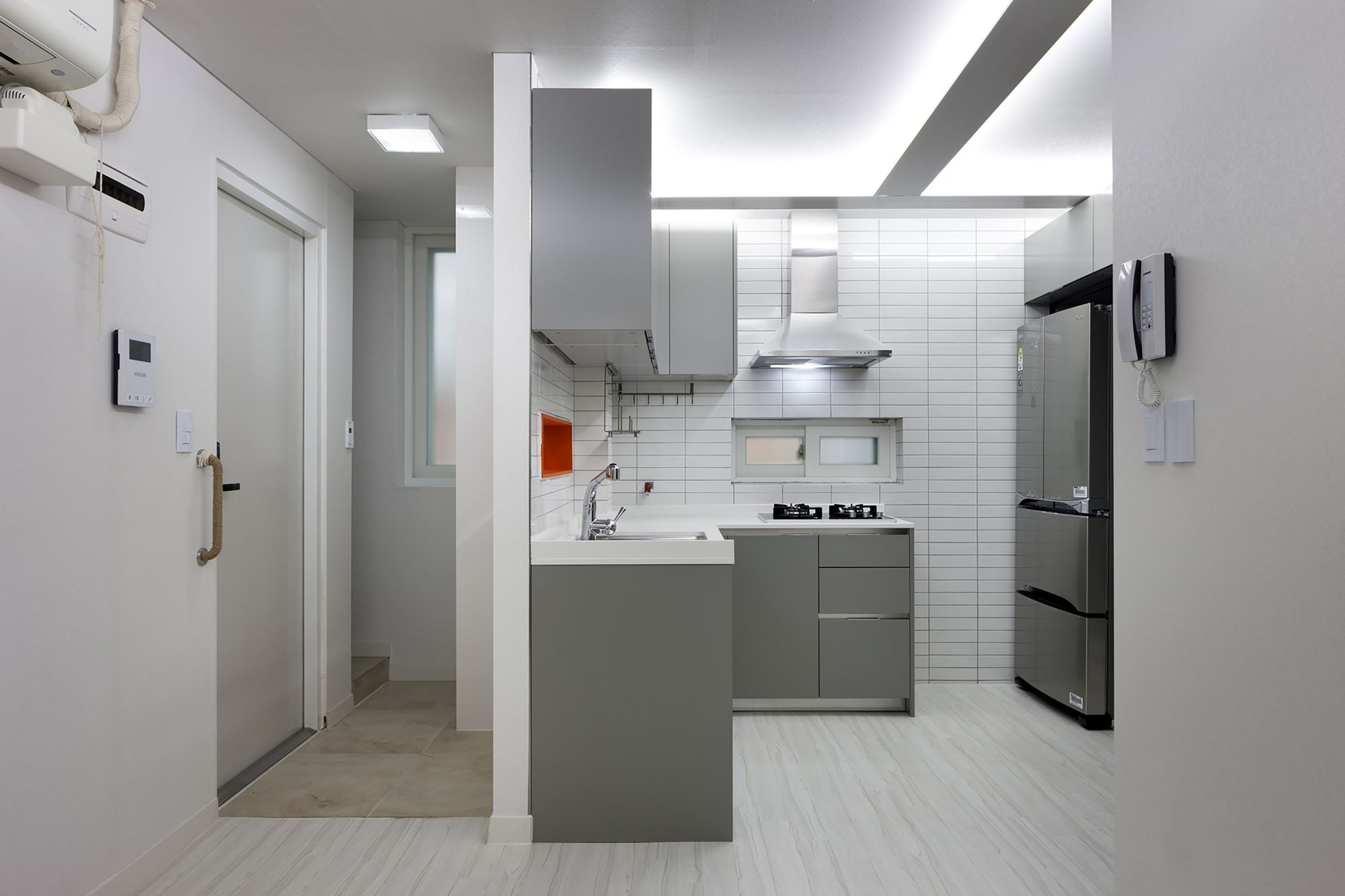 modern small apartments in seoul by studio gaon small apartments best kitchen designs on kitchen interior korean id=72739