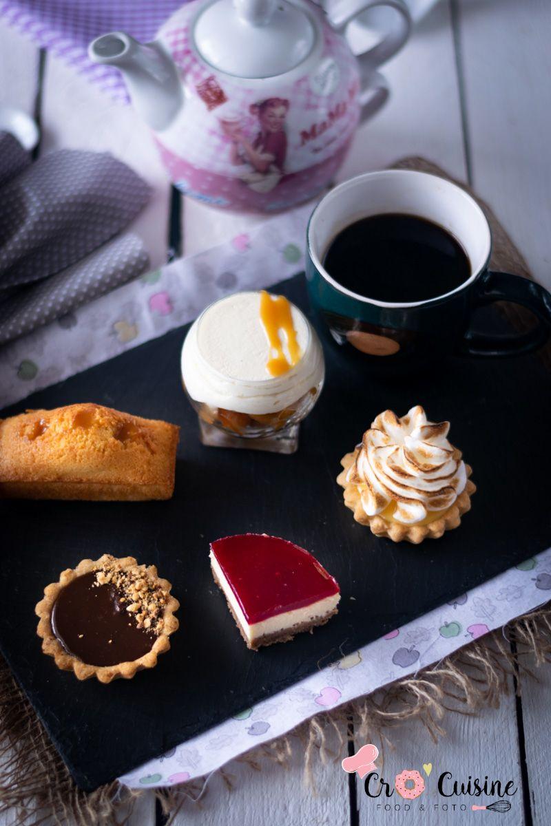 Mon Cafe Gourmand Recette En 2020 Assiette Gourmande Dessert